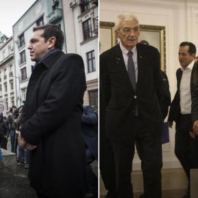 Η επίσκεψη Ζάεφ στην Ελλάδα και οι γιορτές Τσίπρα στηΣερβία