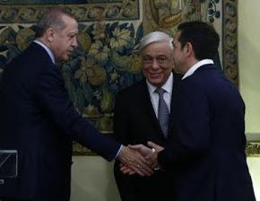 Ρυθμιστής των τουρκο-ελληνικών σχέσεων είναι οΕρντογάν