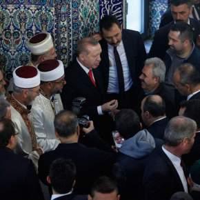 LIVE: Η δεύτερη ημέρα της επίσκεψης Ερντογάν – Σε μειονοτικό σχολείο ο ΤούρκοςΠρόεδρος