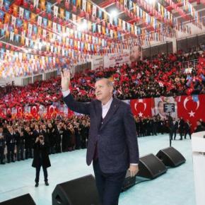 Ερντογάν: Επιμένει για Ιερουσαλήμ! «Δεν αναγνωρίζω την απόφαση»![pics]