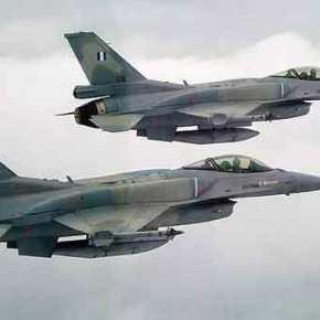 Εντολή στους Έλληνες πιλότους: «Μην περάσει κανένα τουρκικό μαχητικό στο FIRΑθηνών»