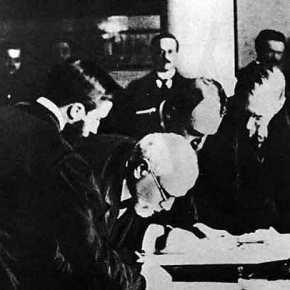Πώς η συνθήκη της Λωζάνης συνδέεται με την ύπαρξη τηςΤουρκίας