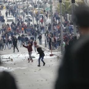 Ξέσπασμα οργής στα παλαιστινιακάεδάφη