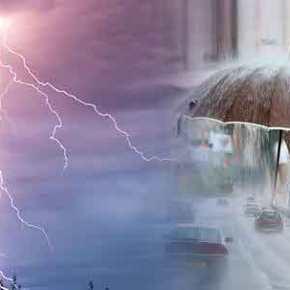 Σε ισχύ το έκτακτο δελτίο της ΕΜΥ – Βροχές και πτώση θερμοκρασίας – Οδηγίεςπροστασίας