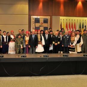 Καμμένος: Το προσωπικό των Ενόπλων Δυνάμεων αποτελεί το ισχυρότερο οπλικό σύστημα τηςχώρας