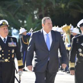 Επίσκεψη Ερντογάν: Το «καλωσόρισμα» του Πάνου Καμμένου στον«σουλτάνο»