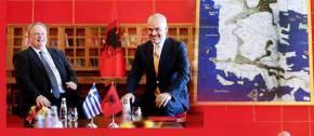 ΞΕΠΟΥΛΑΝΕ ΤΑ ΠΑΝΤΑ –Ν.Κοτζιάς: «Ετοιμάζουμε νέα συνθήκη φιλίας μεταξύ ΠΓΔΜ, Ελλάδας καιΑλβανίας»