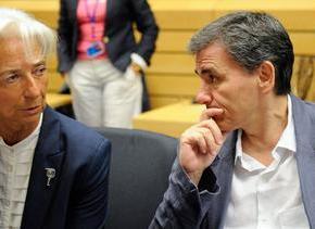 Λαγκάρντ: Το Ελληνικό χρέος χρειάζεταιαναδιάρθρωση
