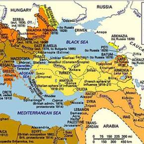 Συνθήκη της Λωζάνης – Η διαστρέβλωση της πραγματικότητας από τονΕρντογάν