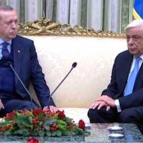 Π.Παυλόπουλος: «Η Συνθήκη της Λωζάνης είναι αδιαπραγμάτευτη» – Ρ.Τ.Ερντογάν: «Η μειονότητα είναι τουρκική»(upd)