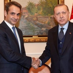 Μητσοτάκης προς Ερντογάν: Όχι σε δηλώσεις που πυροδοτούν τονεθνικισμό