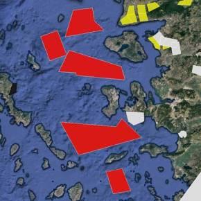 Η Ελλάδα σταματάει να εκδίδει αντι-Navtex απέναντι στις παράνομες Navtex αμφισβήτησης του Αιγαίου από τηνΤουρκία
