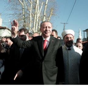 Νέες βολές Ερντογάν για Λωζάνη, μειονότητα καιΑιγαίο