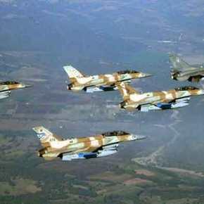 Η αφορμή, η αιτία και ο πόλεμος: «Iσραηλινά μαχητικά διεισδύουν στα Κατεχόμενα» – Στόχος και το τουρκικόγεωτρύπανο