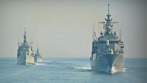 Οι δράσεις του Πολεμικού Ναυτικού το 2017 μέσα από τον φωτογραφικόφακό
