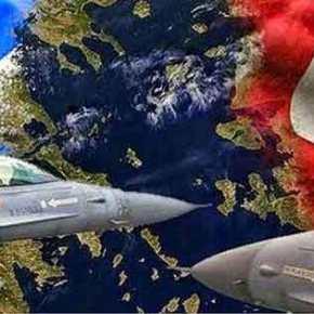 Η πολιτική ηγεσία της χώρας απελευθέρωσε τους κανόνες εμπλοκής – Οι ένοπλες δυνάμεις έτοιμες να στείλουν τους Τούρκους στον πάτο τουΑιγαίου