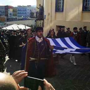 Η Κρήτη γιορτάζει τα 104 χρόνια από την ένωση με τηνΕλλάδα