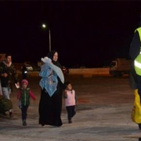 Παράδειγμα η Κρήτη στη φιλοξενία προσφύγων – Έφτασαν ακόμα262
