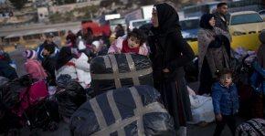 Μία στις δέκα αιτήσεις για άσυλο έγιναν στην Ελλάδα  -Τα νεότερα στοιχεία της Eurostat καταδεικνύουν ότι πλέον σημαντικός αριθμός αφιχθέντων αποδέχεται ότι θα πρέπει να παραμείνει στη χώραμας.