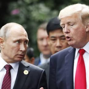 Πούτιν καλεί Τραμπ: Έλα να φτιάξουμε μια πραγματιστική συνεργασία μεταξύμας