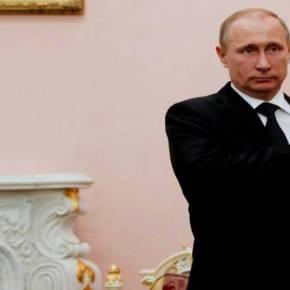 Ευχαριστίες Πούτιν προς τον Τραμπ και τηνCIA