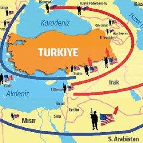 Οι ΗΠΑ περικυκλώνουν την Τουρκία με χιλιάδες στρατεύματα στην περιοχή – Τιέρχεται;