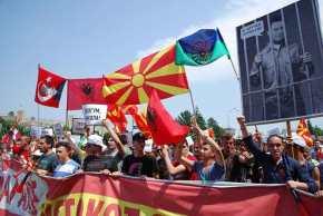 Σκόπια: «Ο Παπανδρέου λέει ότι είμαστε ο φυσικός σύμμαχος τηςΕλλάδας»