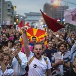 Αποκαλυπτική δημοσκόπηση στην ΠΓΔΜ για την αλλαγήονόματος