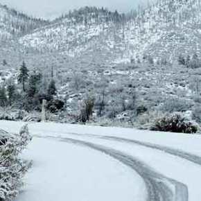 Η ΕΜΥ προειδοποιεί: Σε αυτές τις περιοχές θα χιονίσει σε λίγεςώρες
