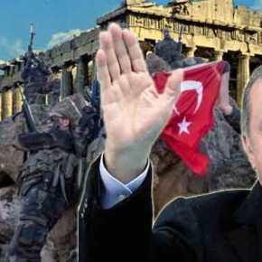 Ο Ταγίπ Ερντογάν στην αποικίατου