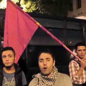 Μυρίζει μπαρούτι: Συλλήψεις Κυπρίων φοιτητών με εντολή των μπράβων του Ερντογάν έξω από την τουρκικήπρεσβεία
