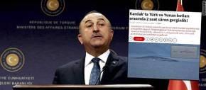 Νέος τουρκικός παραλογισμός: Ζητούν 132 νησιά μέχρι το Κρητικό Πέλαγος! – Τσαβούσογλου: « Με πόλεμο ταπαίρνουμε»