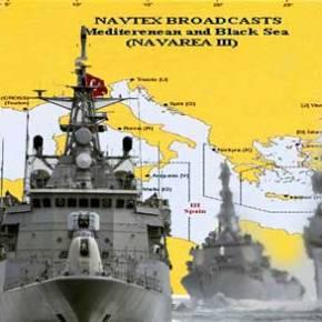 Η πρώτη έξυπνη κίνηση για την αντιμετώπιση των τουρκικών NAVTEX-NOTAM: «Μπλόκο» στις δημοσιεύσεις τους επιχειρεί ηΑθήνα