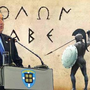 """Εθνικιστική εμμονή των Τούρκων κατά Καμμένου για το """"Μολών Λαβέ"""" για τανησιά!"""