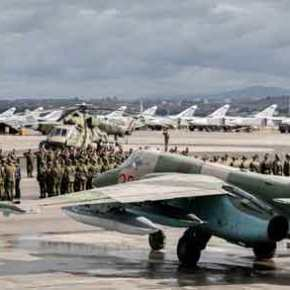 Ρωσική στρατιωτική βάση στην Τουρκία το 2019 – Δημιουργείται βάσει όρων της συμφωνίας για τουςS-400!