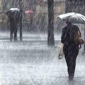 Έκτακτο Δελτίο Επιδείνωσης Του Καιρού: Ισχυρές Βροχές Και Καταιγίδες Από ΤοΑπόγευμα