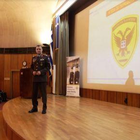 Ομιλία Αρχηγού ΓΕΣ στη Στρατιωτική ΣχολήΕυελπίδων