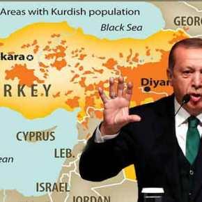 """""""Θα συντρίψω του Κούρδους μέχρι να μην απομείνει τίποτα""""! Ο Ερντογάν θέλει τη δική τουΓενοκτονία"""