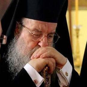 Λίγες ώρες πριν το μεγάλο συλλαλητήριο, ο Άνθιμος καλεί σε… πανστρατιά προσευχής για τηΜακεδονία.
