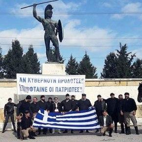 """""""Απόβαση"""" ΛεβεντοΚρητών στο δρόμο προς τη Mακεδονία…Ανεβαίνουν με άλογα ,Λύρες καιΝταούλια!"""