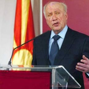 """""""Υπάρχει θετική δυναμική για το Σκοπιανό"""" δηλώνει οΝίμιτς"""