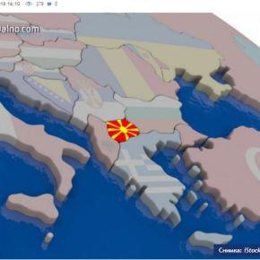 Βουλγαρικό δημοσίευμα: Το πόκερ με το ζήτημα της ονομασίας τωνΣκοπίων