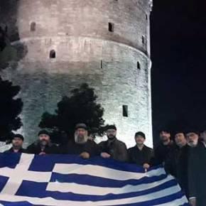 Λάκισαν τα Φαντάσματα στο πέρασμα των Γυπαετών της Κρήτης… Από τον Πύργο τον Λευκό!(video)