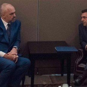 Πλήρη ομαλοποίηση των σχέσεων Ελλάδας – Αλβανίας δρομολογούν Τσίπρας &Ράμα