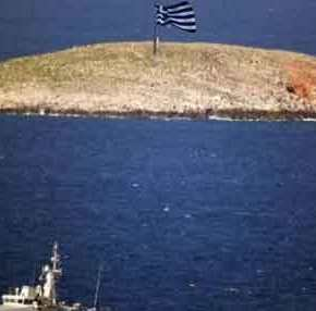 """Τουρκικά ΜΜΕ: «Η τουρκική Ακτοφυλακή έδιωξε σκάφος του Λ.Σ. από τα Ίμια – Ήρθαν αντιμέτωπα """"πλώρη μεπλώρη""""»"""