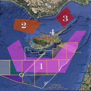 Kάτι ψήνεται: Σφοδρή επίθεση Τουρκίας και μπλόκο στους χώρους των κυπριακώνγεωτρήσεων