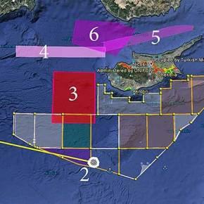 Τα παίζει όλα για όλα η Κύπρος – Ανακηρύσσει ΑΟΖ και στη βόρεια πλευρά τουνησιού