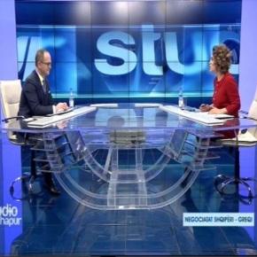 ΥΠΕΞ Αλβανίας: Σύντομα θα καταργηθεί η εμπόλεμος κατάσταση από τηνΕλλάδα
