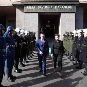 ΕΚΤΑΚΤΟ – Παραδίδουν τα δύο αεροδρόμια, Αυλώνας και Κούτσοβας, οι Αλβανοί για μεταστάθμευση τουρκικώνF-16