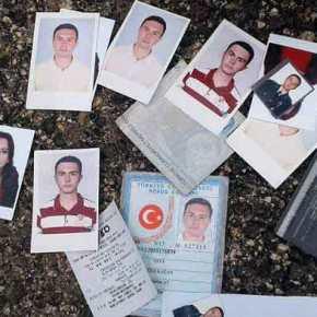ΕΚΤΑΚΤΟ – Οι Κούρδοι ανεμίζουν τα κουφάρια Τούρκων στρατιωτών – «Παρέλαση πτωμάτων» στην Αφρίν –Βίντεο